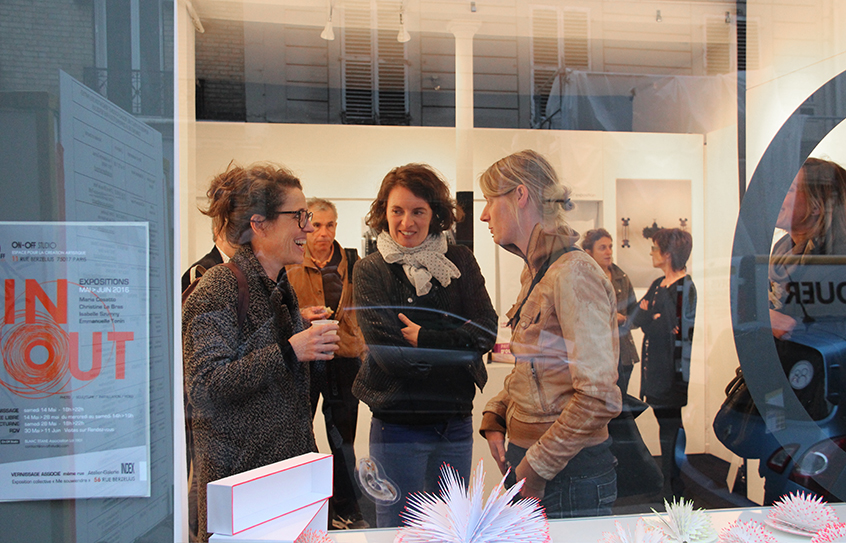 Vernissage – IN OUT
