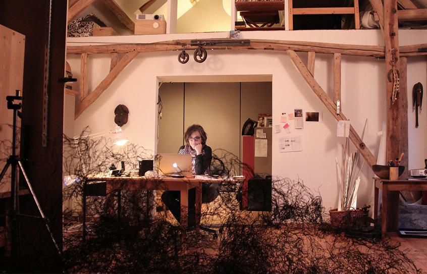 Maria Cosatto - Atelier Essonne