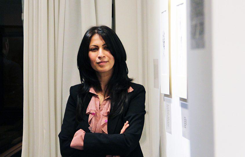 Ameneh Moayedi