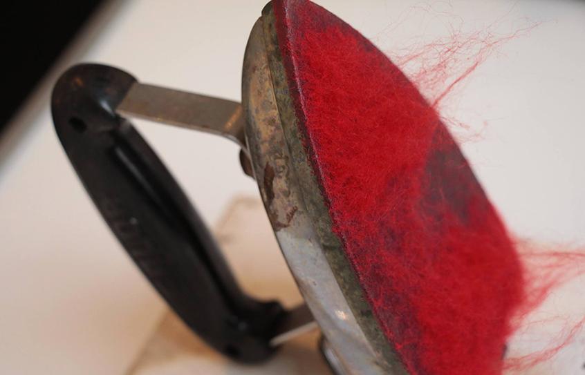 Danger Iron – Viviana Méndez Moya